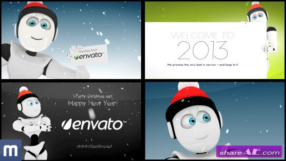 Videohive High End Greeting Card