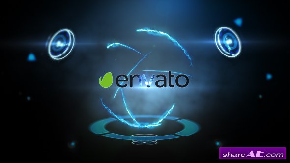 Videohive Nano-Machine Logo V2