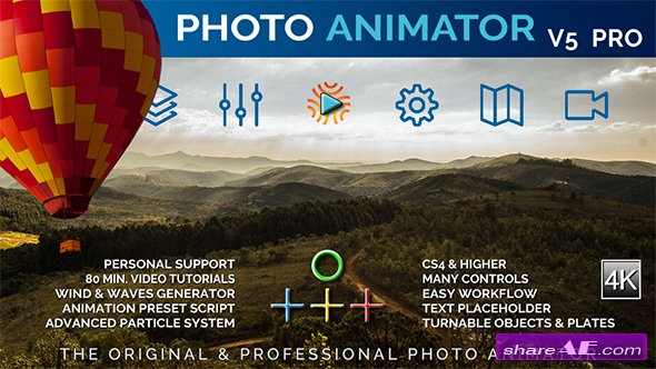 Photo Animator V5 - Videohive