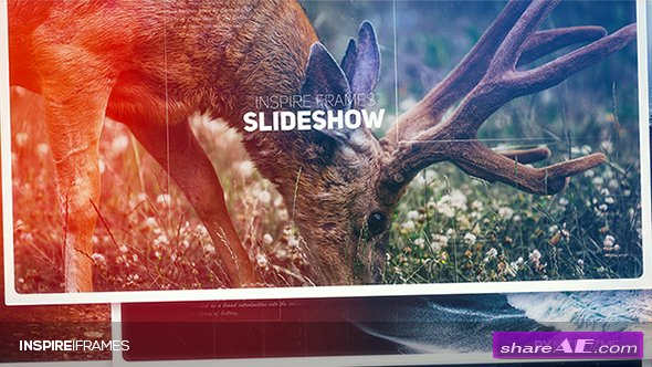 Videohive Inspire Frames