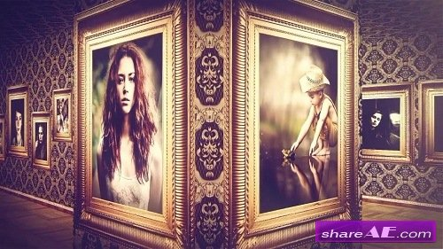 Photo Exhibition - After Effects Template (Motion Array)