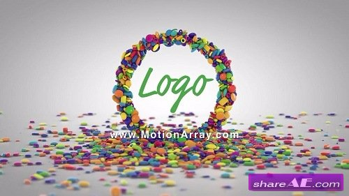 Shoot Logo - After Effects Template (Motion Array)