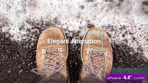 Cinematic Parallax - After Effects Template (Motion Array)