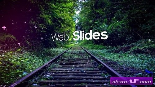Web Slides - After Effects Template (Motion Array)