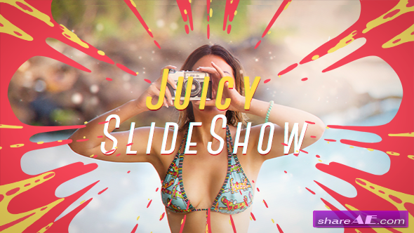 Videohive Juicy Slideshow