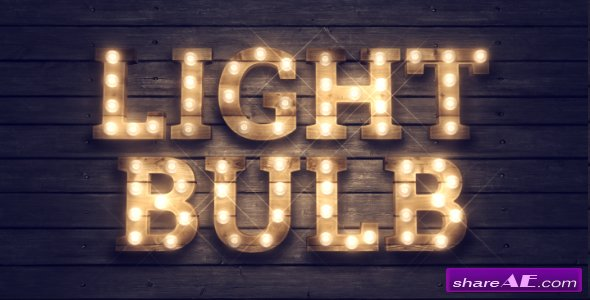 Videohive Light Bulb Kit