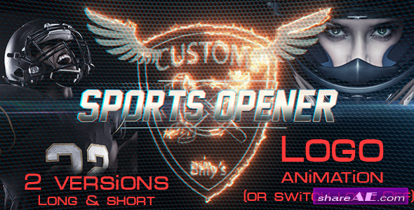 Videohive Sports Opener - Extreme Promo