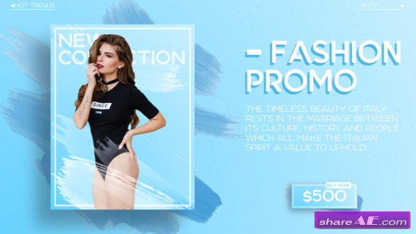Videohive Fashion Market 19680239