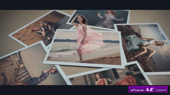 Videohive Out of Bounds Opener - Slideshow