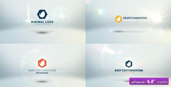 Videohive Minimal Modern Logo