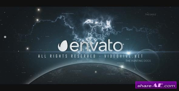 Videohive Space Trailer