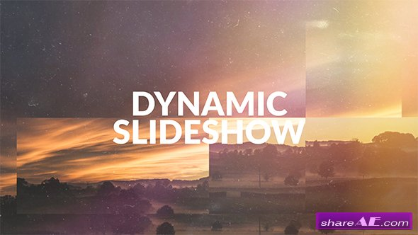 Videohive Dynamic Slideshow 20018451