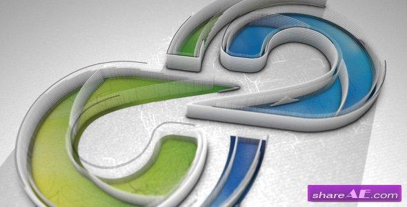 Videohive Contour / Maze Logo