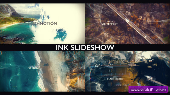 Videohive Ink Slideshow 20099539