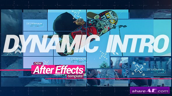 Videohive Dynamic Intro 20241161