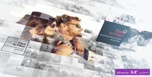 Videohive Portraits - Broadcast Pack