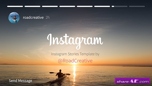 Videohive Instagram Story