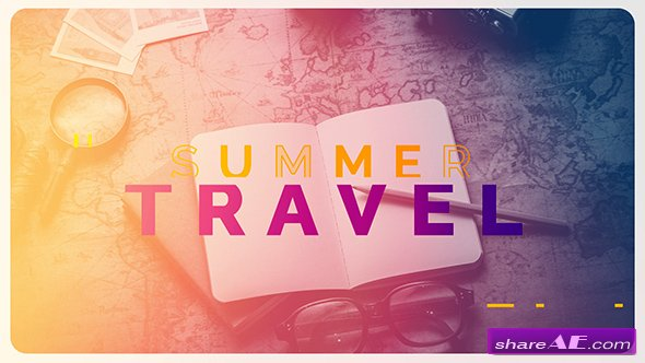 Videohive Summer Slideshow 20084057