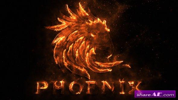 Videohive Flame Logo