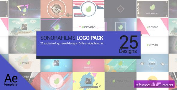 Videohive Sonorafilms Logo Pack