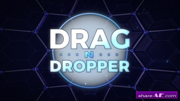 Videohive Drag-n-Dropper Motion Pack