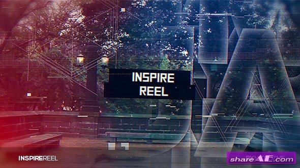 Videohive Inspire Reel