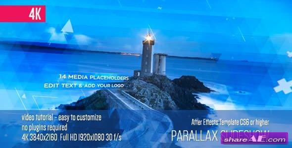 Videohive Parallax Slideshow 19564165