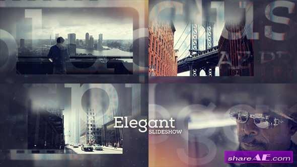 Videohive Elegant Slideshow 20144854