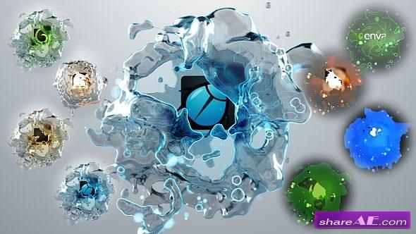 Videohive Liquids Quick Logo Pack 3