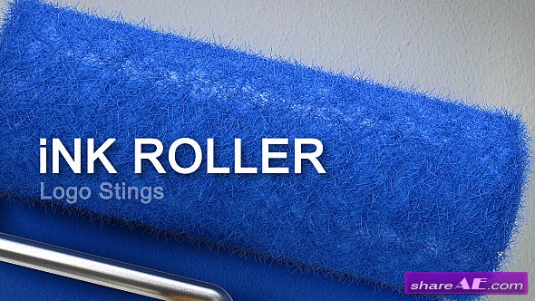 Videohive Ink Roller
