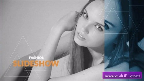Fashion Slideshow - After Effects Template (Motion Array)