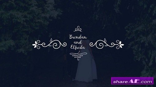 Wedding Titles 39499 - After Effects Template (Motion Array)