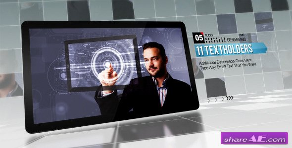 Videohive Corporate Grid