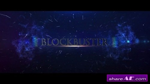 Blockbuster Epic Trailer - After Effects Template (Motion Array)