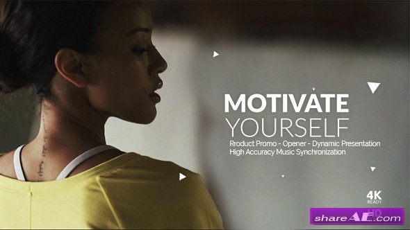 Videohive Workout Motivation Opener