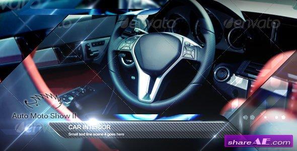 Videohive Auto Moto Show II