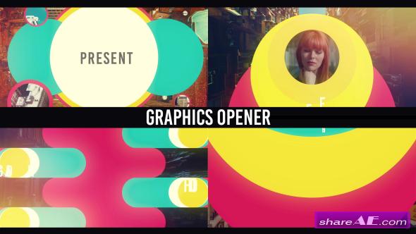 Videohive Graphics Opener