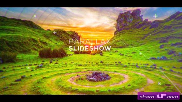Videohive Parallax Slideshow 19565435