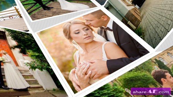 Videohive Hands Photo Slideshow Pack