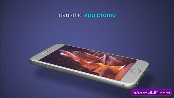 Videohive Dynamic App Promo