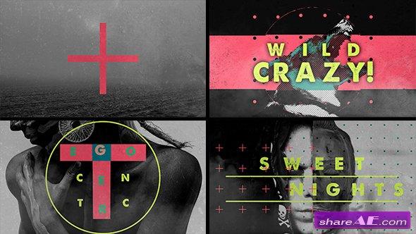 Videohive Sexy Grunge Opener