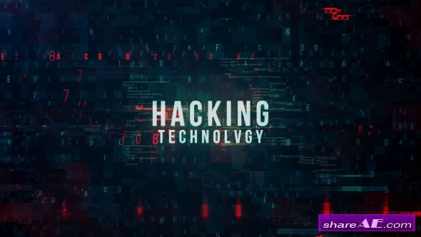Videohive Hacking Technology Promo