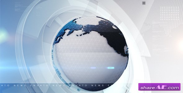 Videohive News Opening Graphics