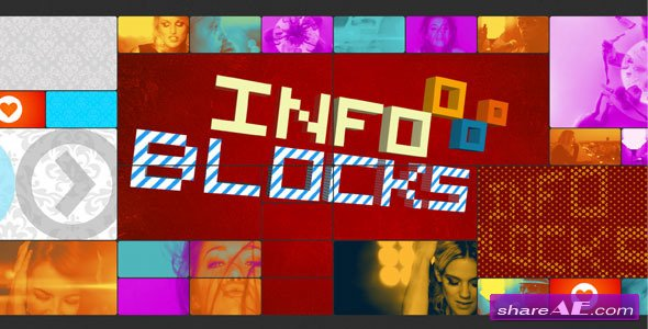 Videohive INFO Blocks