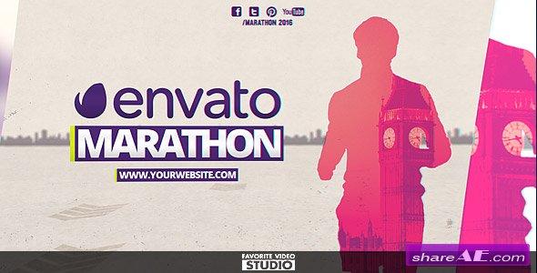 Videohive Favorite Marathon Pack