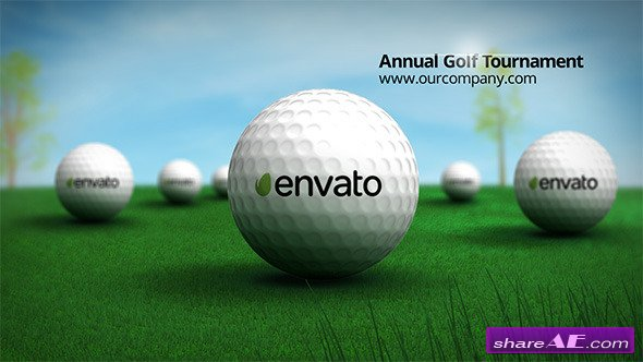 Videohive Company Golf