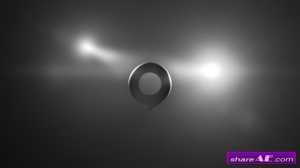 Videohive Elegant Light Logo Reveal