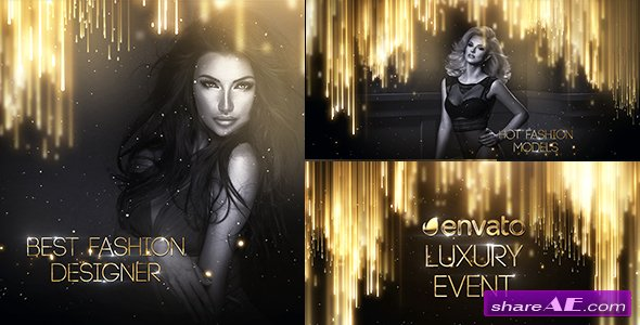 Videohive Luxury Event 20288234