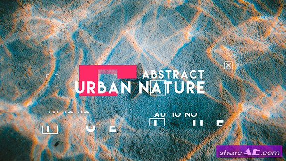 Videohive Abstract Urban Slide