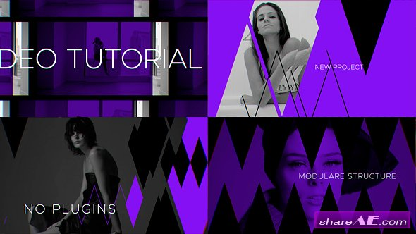 Videohive Fashion Broadcast Youtube Package